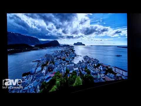 InfoComm 2014: Prysm Launches 4K Ultra HD Video Wall