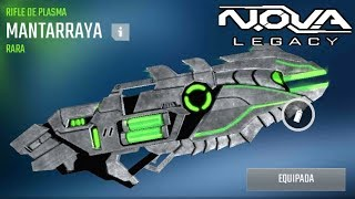 NOVA LEGACY / Review a la Nueva Arma Matarraya [Rara]
