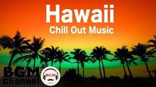 Relaxing Tropical beach & Hawaiian Guitar Music - Chill Out Cafe Music