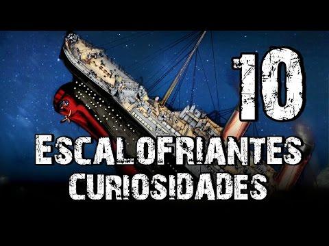 10 Escalofriantes Curiosidades sobre el TITANIC