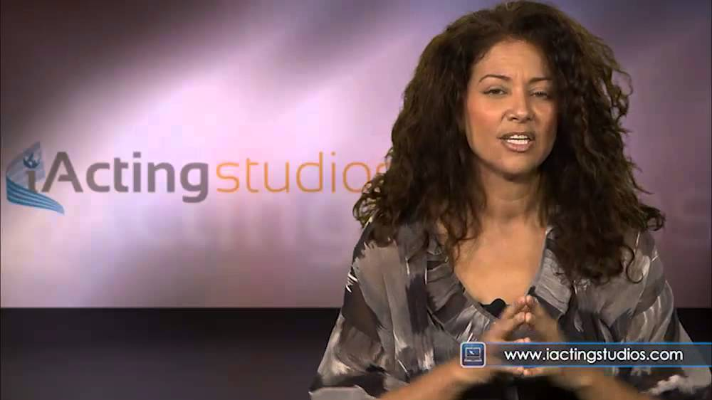 Idalis De Leon - TV Hosting for Actors (103) Teleprompter Basics ...