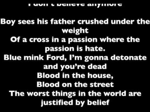 U2 - Raised By Wolves