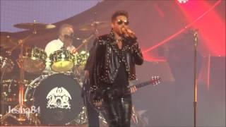 download lagu Queen Ft. Adam Lambert - Now I'm Here - gratis
