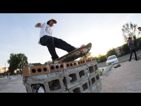 Ethernal Skate Films / Friendly skateboard session @ P46 DIY Skate Spot (Laval)