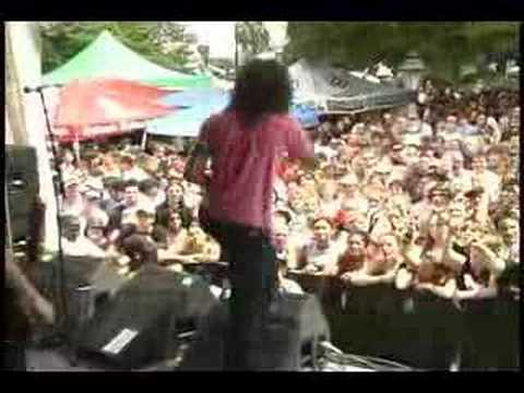 Vendetta Red &quot; STAY HOME &quot; Warped Tour 2003 Live