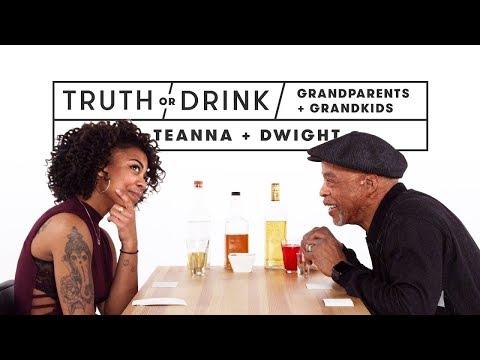 Правда или Выпивка - Старики и Внуки | Озвучка Рокфора