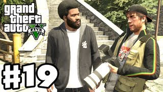 Grand Theft Auto 5 - Gameplay Walkthrough Part 19 - Paparazzo (GTA 5, Xbox 360, PS3)