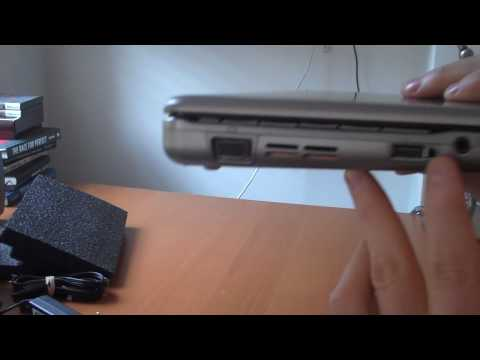 HP Mini 2140 Netbook Preview