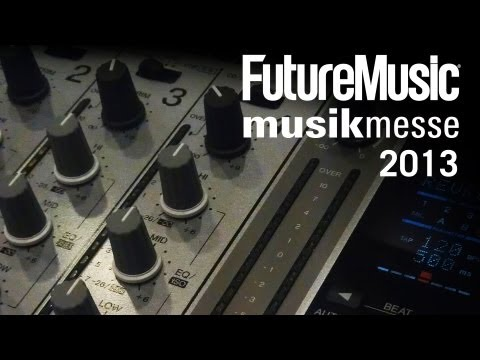Musikmesse 2013: Pioneer DJM-750 DJ mixer