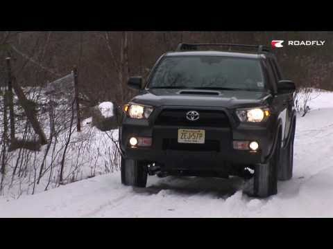 2010 Acura  on Roadfly Com   2010 Toyota 4runner Suv Road Test   Review