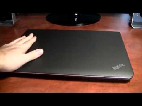 Lenovo ThinkPad Edge E431 Unboxing - Dining Room Table Reviews
