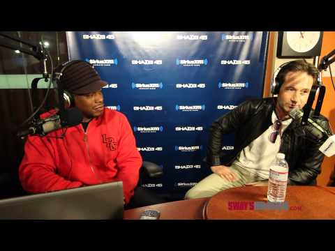 David Duchovny Talks Californication, Working With RZA and Meagan Good on Sway in the Morning