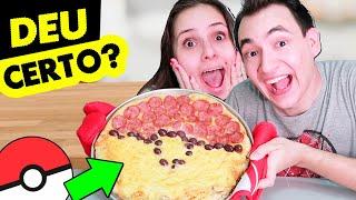 PIZZA DE POKEBOLA - Tem Babacas Na Cozinha | MMB