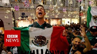 World Cup 2018: How the Mexicans reacted to shock win - BBC News