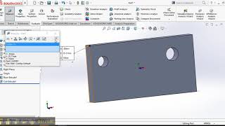 ASE Solidworks 15 Measure tool