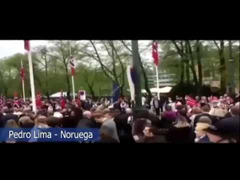 Amigos do Papo: Celebração Nacional na Noruega - Pedro Lima