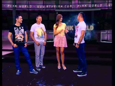 Euro Band - Ne PlaČi   promo Na Tv Pink World video
