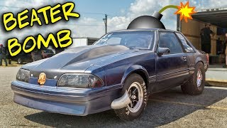 Beater Bomb is BACK! (800hp 4JZ Hybrid)