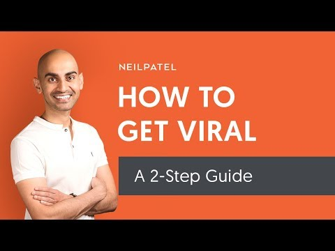 2 Easy Steps to ALWAYS Go Viral - How to Make Viral Ads, Viral Content and Viral Marketing Videos