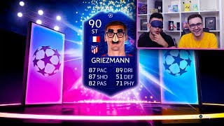 GUESS WHO FIFA!!! Fifa 19 Special UCL Discard Pack Opening Challenge