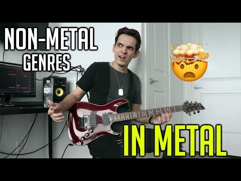 The Most Influential Non-Metal Genres In Metal