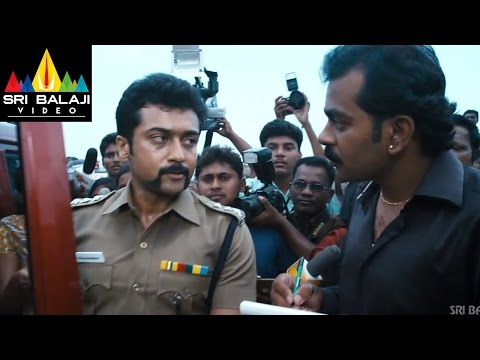Singam Yamudu 2 Telugu Full Movie - Part 614 - Surya Hansika...