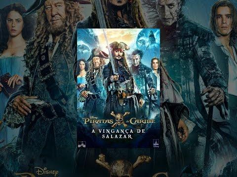 Piratas do Caribe. A Vingança de Salazar Dublado
