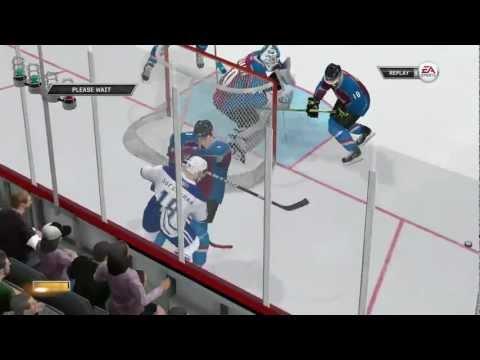 NHL 12: Scouting Game