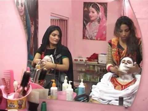 asrar ahmed raja report on eid and beauty parlour