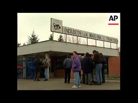 SERBIA: BELGRADE: DEMONSTRATIONS CONTINUE AGAINST MILOSEVIC'S REGIME