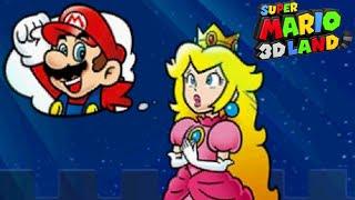 Super Mario 3D Land - Full Game Walkthrough (Worlds 1 through 8)