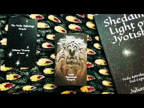 Full Walk-Through of ✨ The Vedic Astrology Oracle ✨ & ✨ The Vedic Astrology Study Deck ✨
