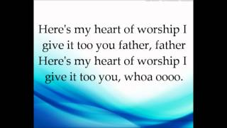 Tasha Cobb  Heart of Worship