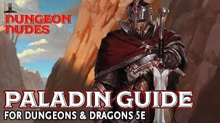 Paladin Guide for Dungeons and Dragons 5e