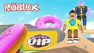 Roblox Thanos Donut Shop Tycoon !    Roblox Gameplay    Konas2002