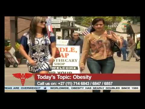 Health Talk - Obesity : 24 October 2015