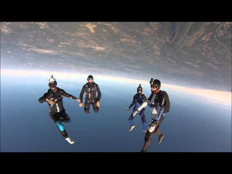 Skydiving Compilation 2015