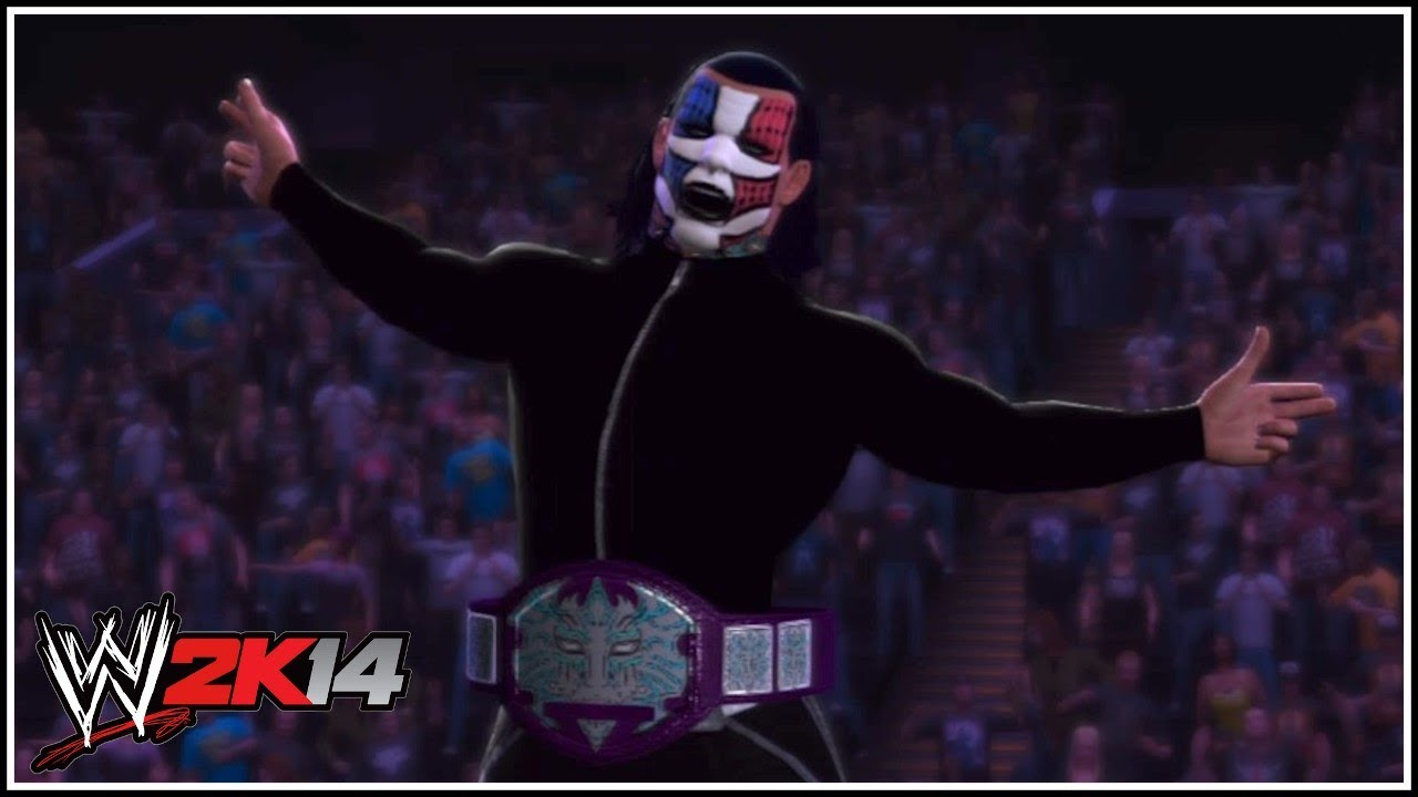 wwe 2k14 how to create a face