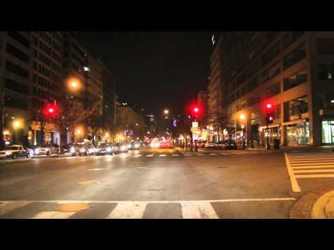 Downtown Washington, D.C. Night Tour