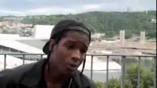A$AP Rocky - They want the D