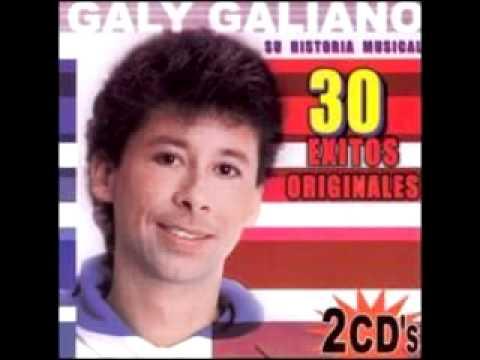 Galy Galiano - Frío De Ausencia
