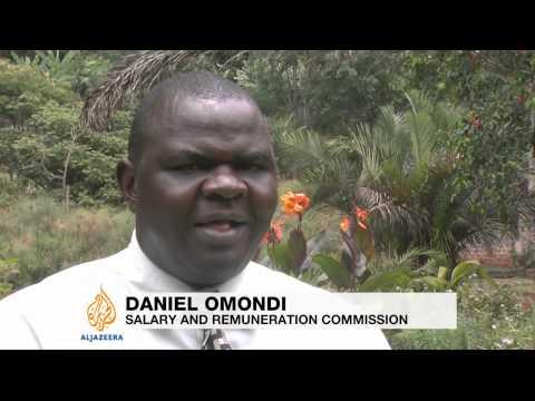 Public sector wages drain Kenya's economy