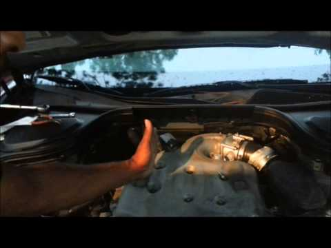 How to the replace camshaft sensor on Infiniti M35 G35 FX35 NIssan 350z Altima 3