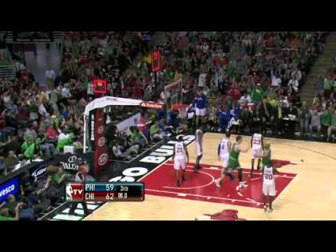 3/18 Bulls grab win from 76ers with 89 to 80