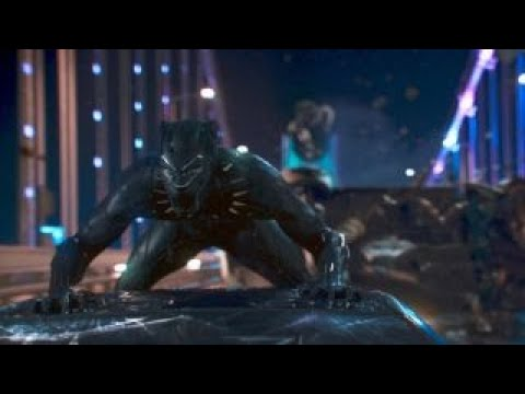 """""""Black Panther"""" has historic opening weekend"""