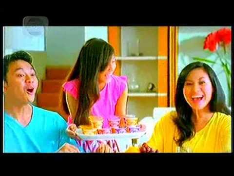 Pino Ice Cup untuk Sajian Keluarga (iklan)