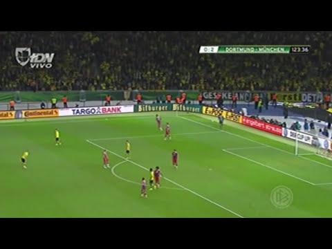 Borussia Dormunt vs Bayern Munich [Final Copa Alemana] 2014