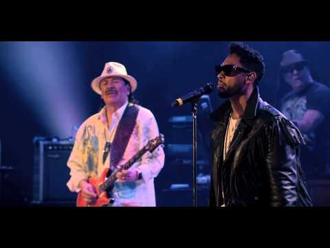 """Miguel & Carlos Santana Perform """"Indy"""" Live In Mexico"""