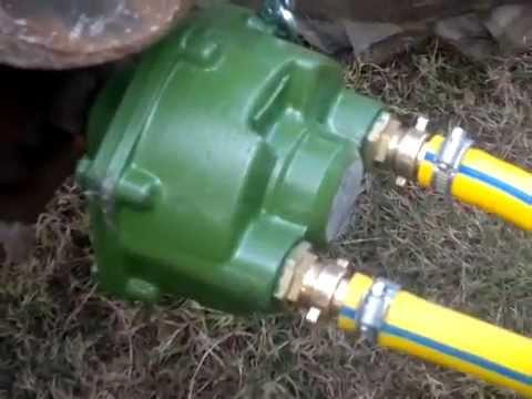 Jetstream Boom Sprayer With Direct Drive Pump Youtube