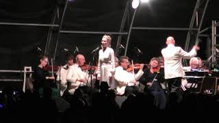"""Milly Forrest - """"O Mio Babino Caro""""  (Puccini) with The National Symphony Orchestra"""